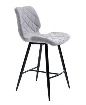 Полубарный стул Concepto Diamond Светло-серый (31376547) купить в Киеве, цена, фото и отзывы — Kupistul.ua
